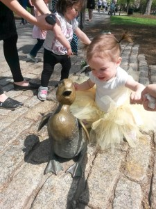 Make Way for Ducklings Parade 2015-2