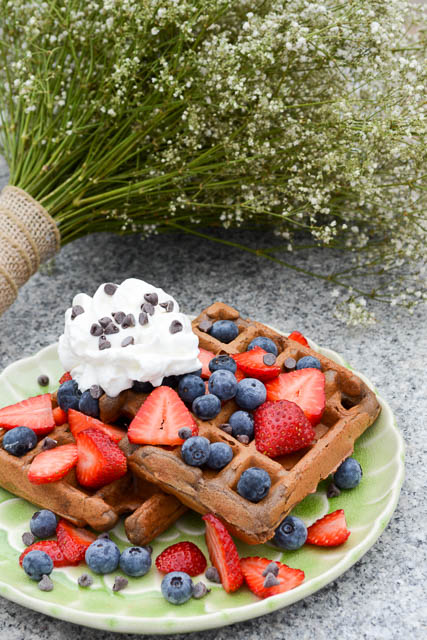 Chocolate Stout Waffles-2
