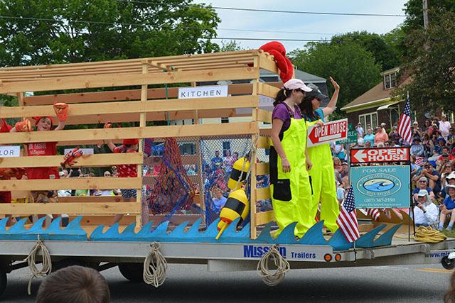 Deer Isle 4th of July Parade 2015_12
