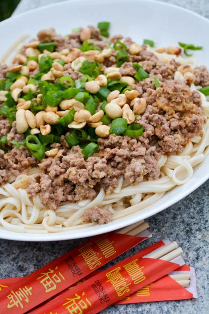 Dan Dan Noodles