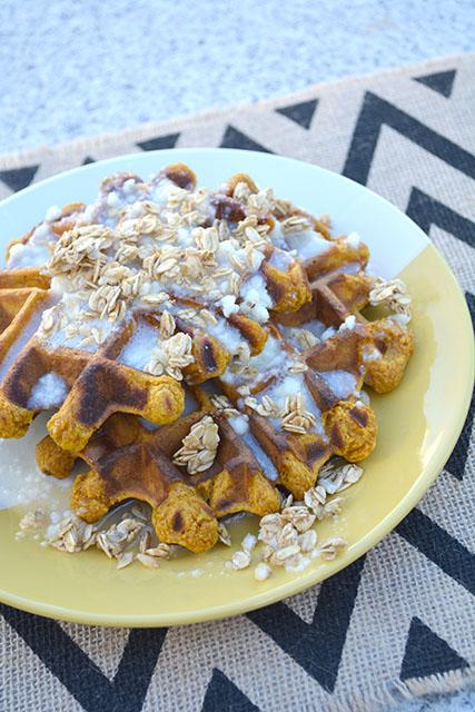 Browned Butter Pumpkin Waffles_02