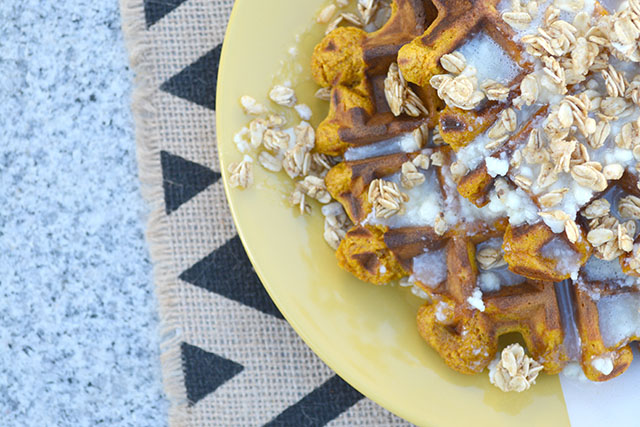 Browned Butter Pumpkin Waffles_03