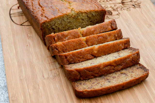 Buttermilk Banana Bread-1