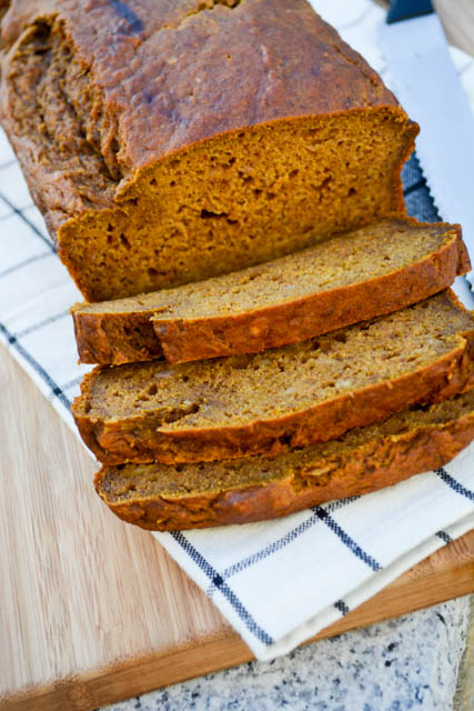 Pumpkin Banana Bread-4