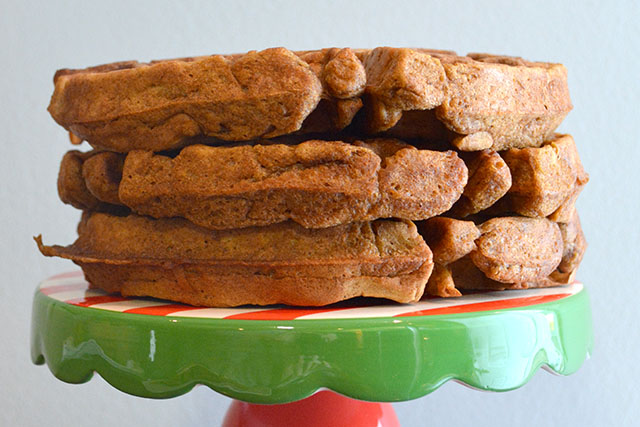 Gingerbread Waffles_01
