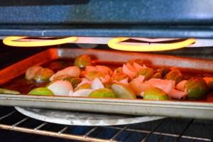 Carne Asada Tacos with Roasted Tomatillo Salsa-6