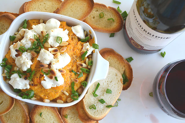 Roasted Butternut Squash and Goat Cheese Dip_04