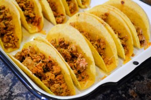Extra Cheesy Baked Tacos-08