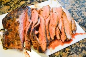 Grilled Steak Fajita Salad-10