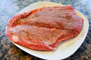 Grilled Steak Fajita Salad-7