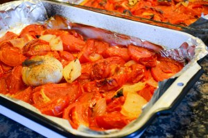 Roasted Tomato Soup-7