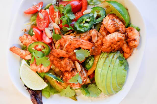 Shrimp Taco Bowls-3
