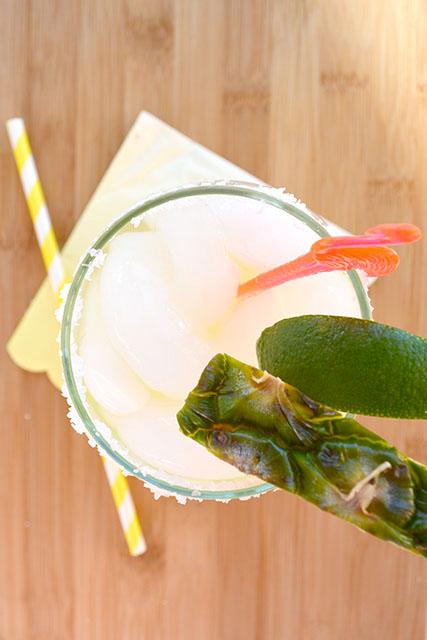 Sparkling Pineapple Coconut Margaritas_04