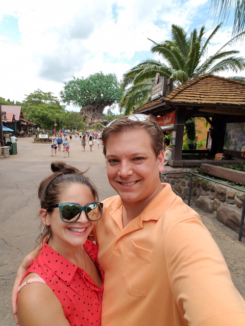 Our Anniversary Trip: Animal Kingdom