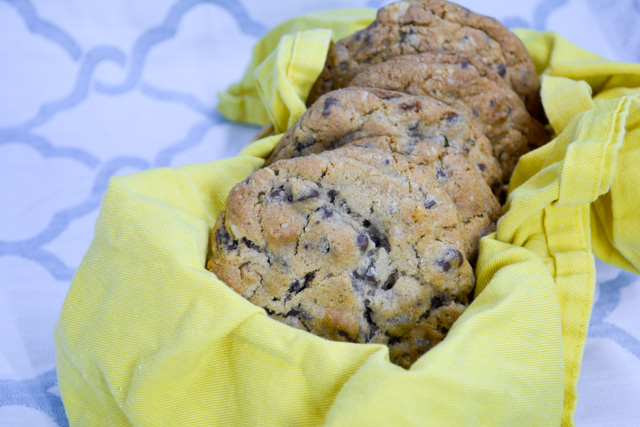 Double Tree Chocolate Chip Cookies-1