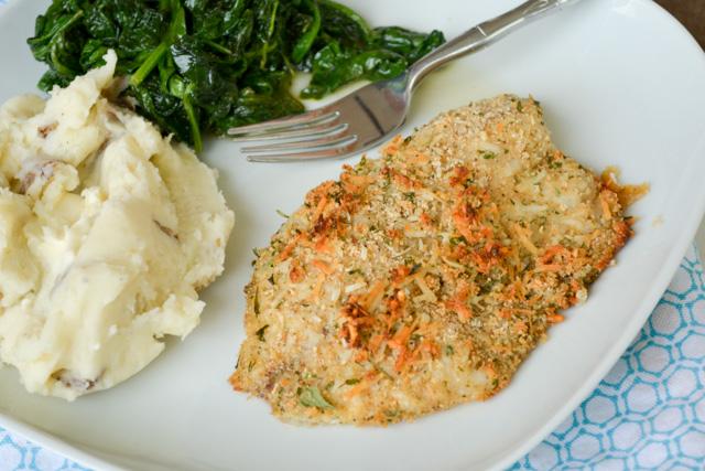Parmesan Crusted Tilapia-01