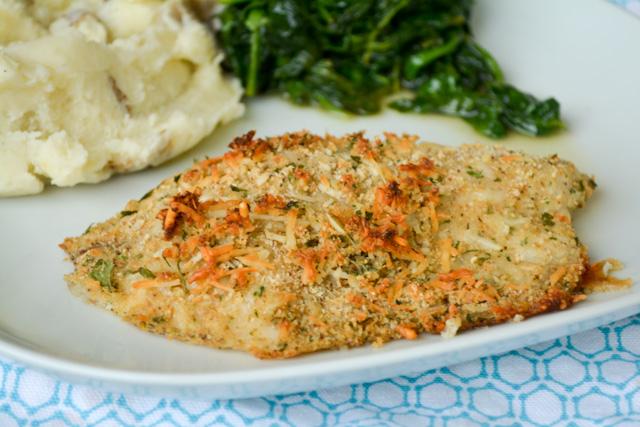 Parmesan Crusted Tilapia-04