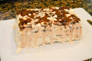 S'mores Ice Box Cake-12