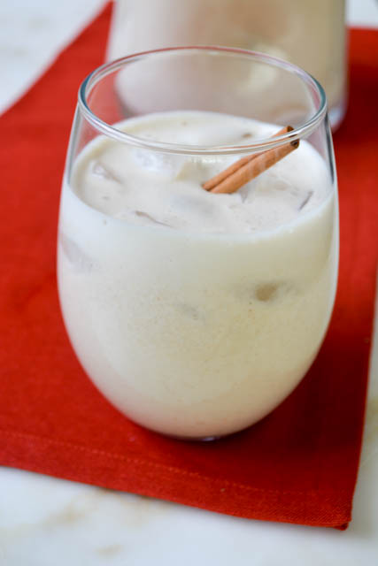homemade-horchata