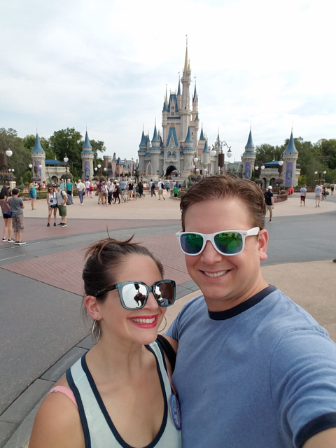Our Anniversary Trip: Magic Kingdom