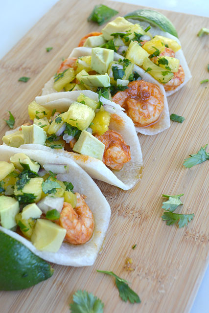 chipotle-shrimp-jicama-tacos-with-pineapple-salsa