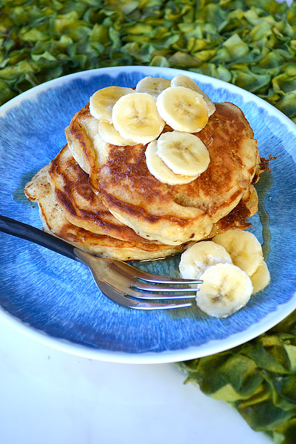 browned-butter-buttermilk-banana-pancakes