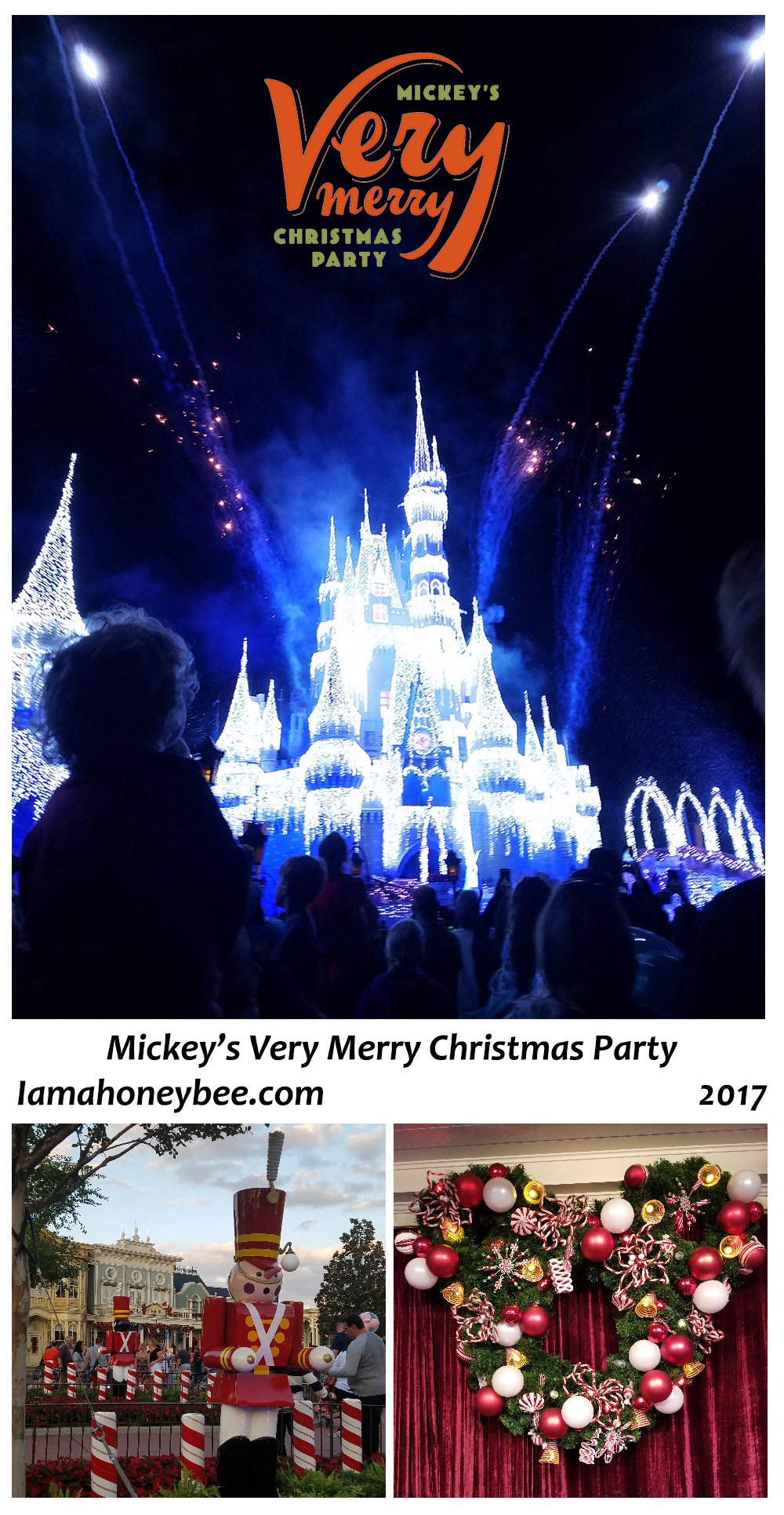 Celebrating the Holidays at Mickey\'s Very Merry Christmas Party - I ...