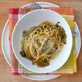Meghan Markle's Zucchini Pasta Sauce