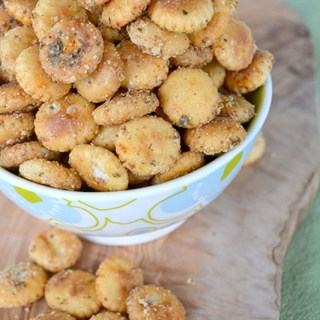 Ranch Seasoned Oyster Crackers