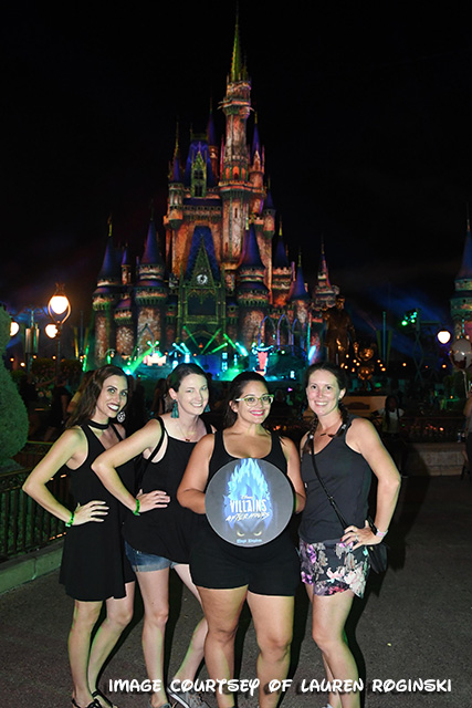 Having a Diabolical Time at Disney's Villains After Hours Party
