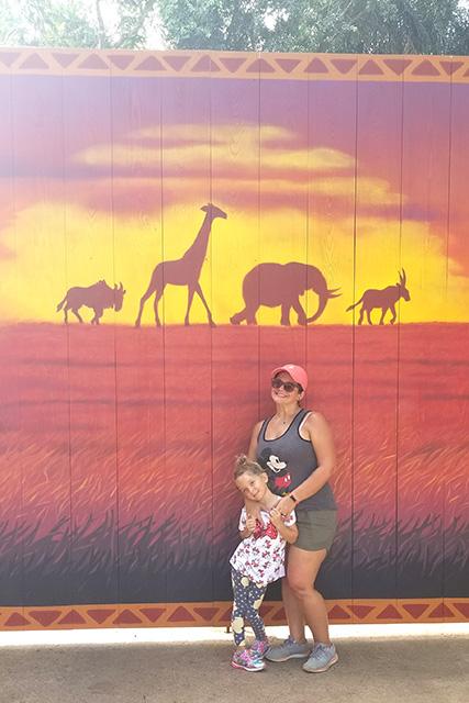 A Magical Day Park Hopping at Disney Parks- Animal Kingdom & Magic Kingdom