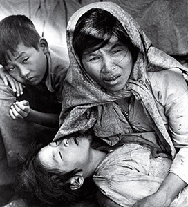 لاجئيين فيتناميين