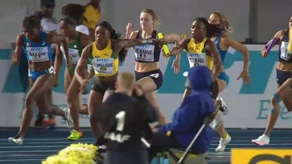 Jamaican Women Qualify For 4x100m World Relays Final | I ...