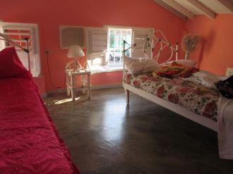 Our habitación in our casa