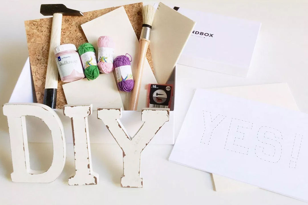 Kits para String Art en Handbox