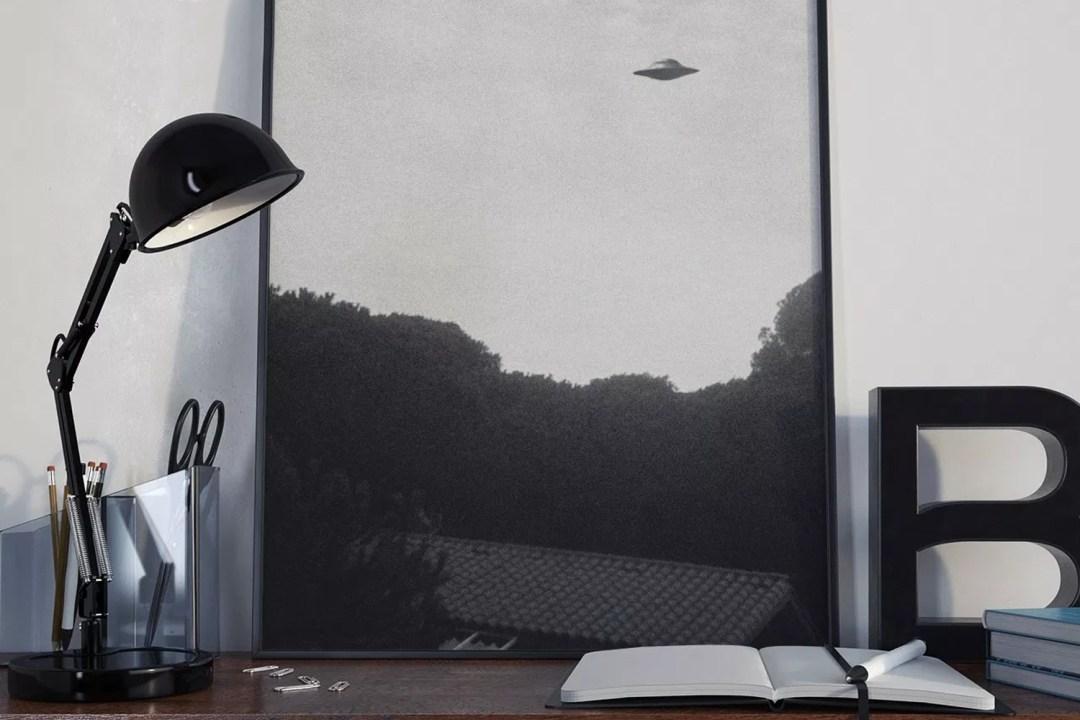 Hoy compartimos: Cómo fotografiar un OVNI