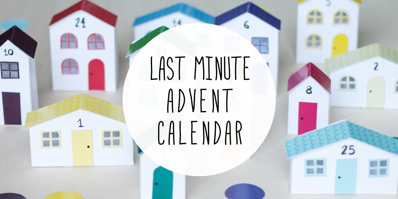 free download, calendario de Adviento by IamaMessBlog