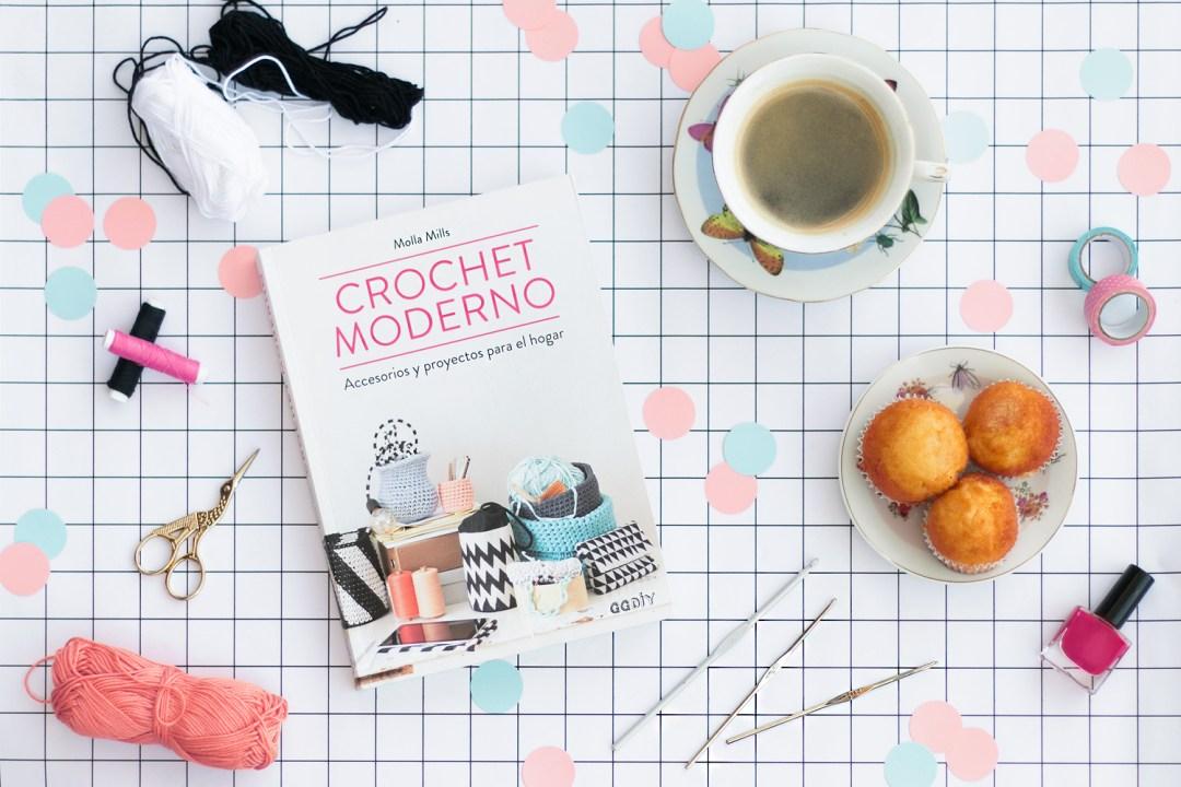 ¡Ay! la tinta y el papel: Crochet Moderno