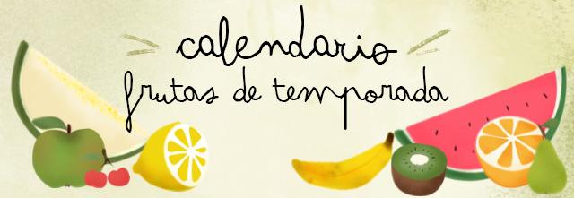 calendario frutas portada