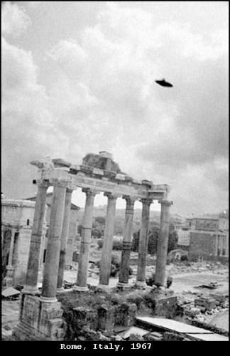 UFO Italy 1967