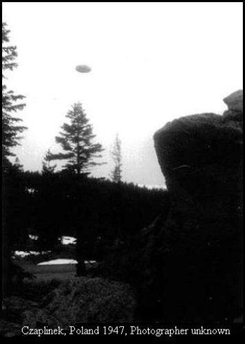 UFO poland 1947