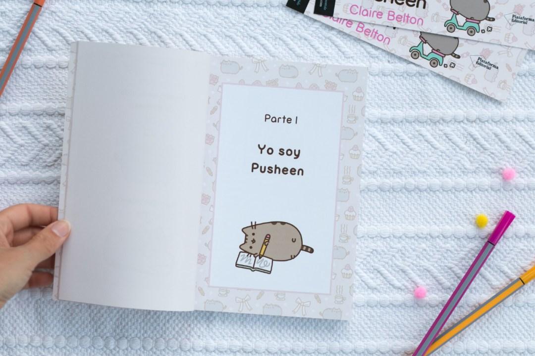 Yo soy Pusheen, Parte1