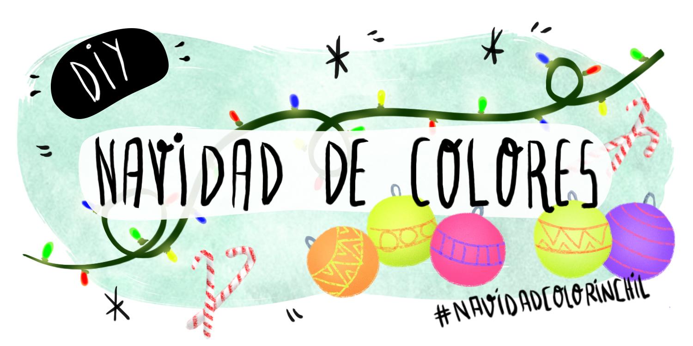 """navidad de colores by """"IamaMessBlog"""""""