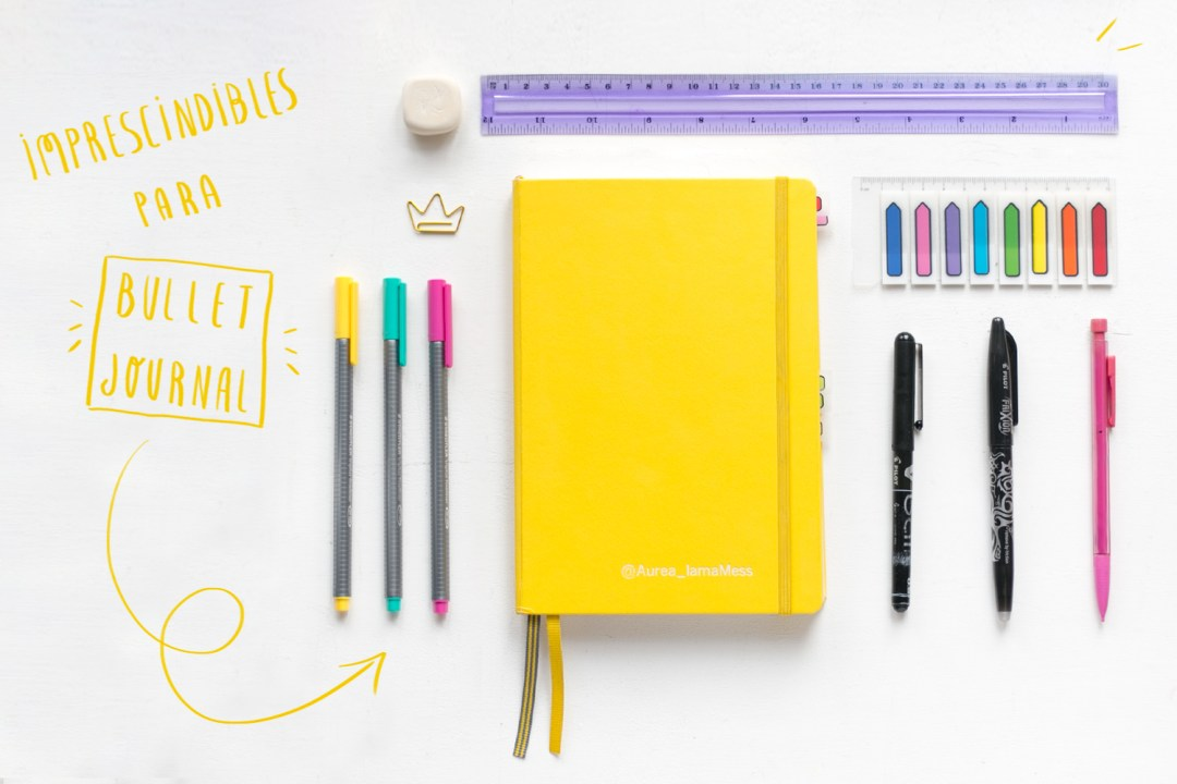 Bullet Journal: Los imprescindibles