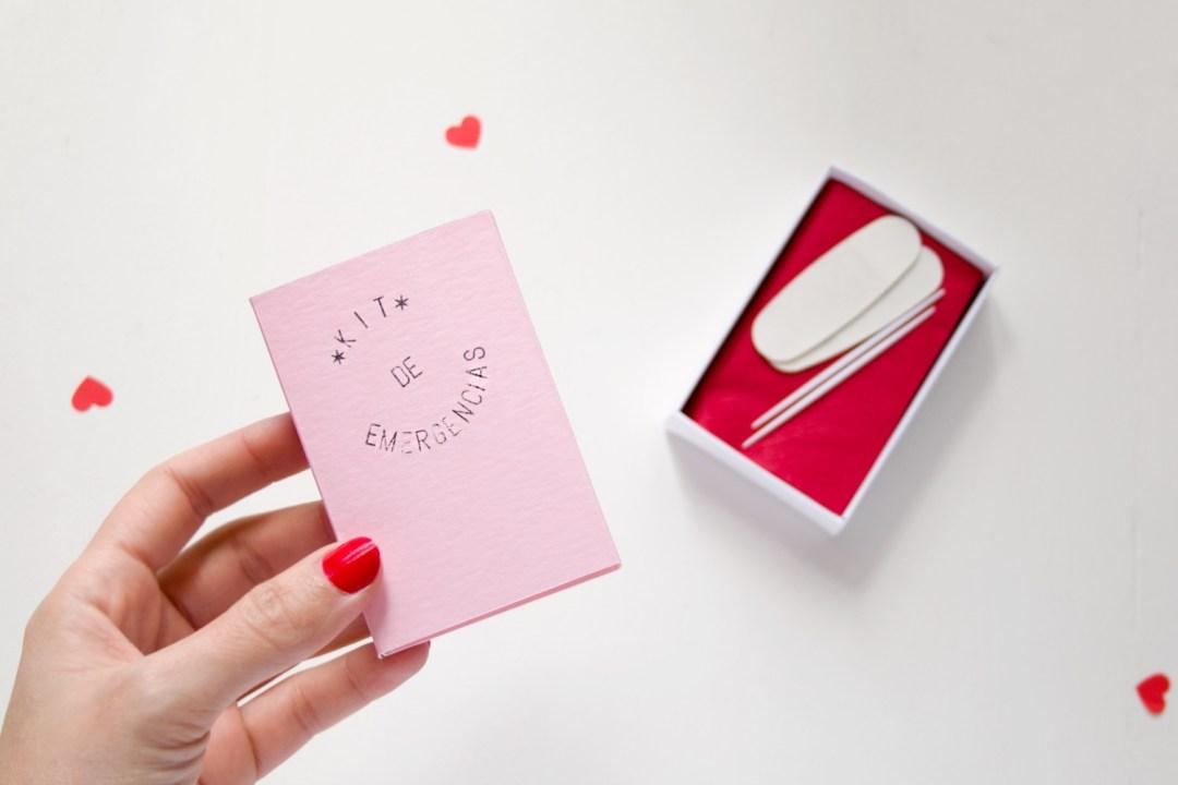 kit de emergencias para bodas