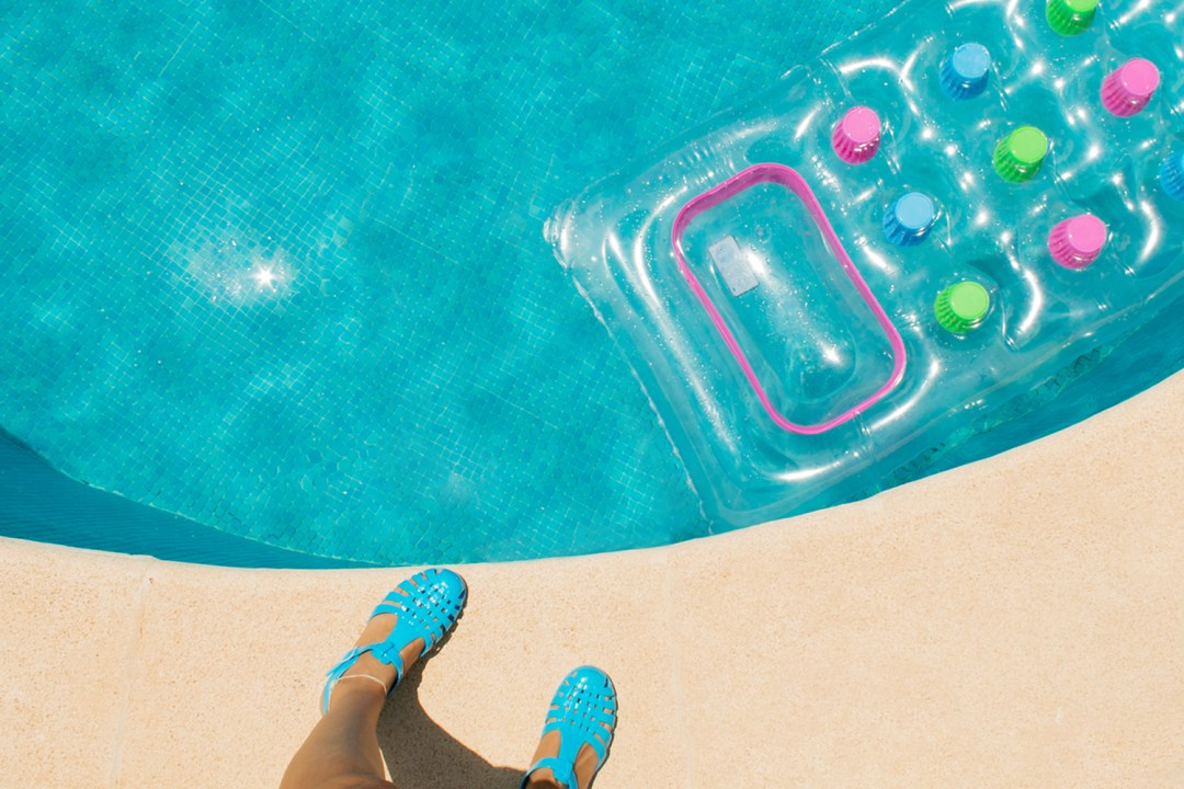 Piscina y resumen de verano