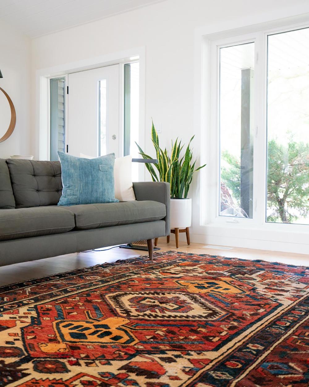 Cambios de otoño - alfombra