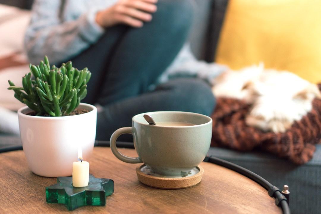 """10 ideas para hacer tu casa más cálida y acogedora cuando viene el frío. Visto en """"I am a Mess Blog"""""""