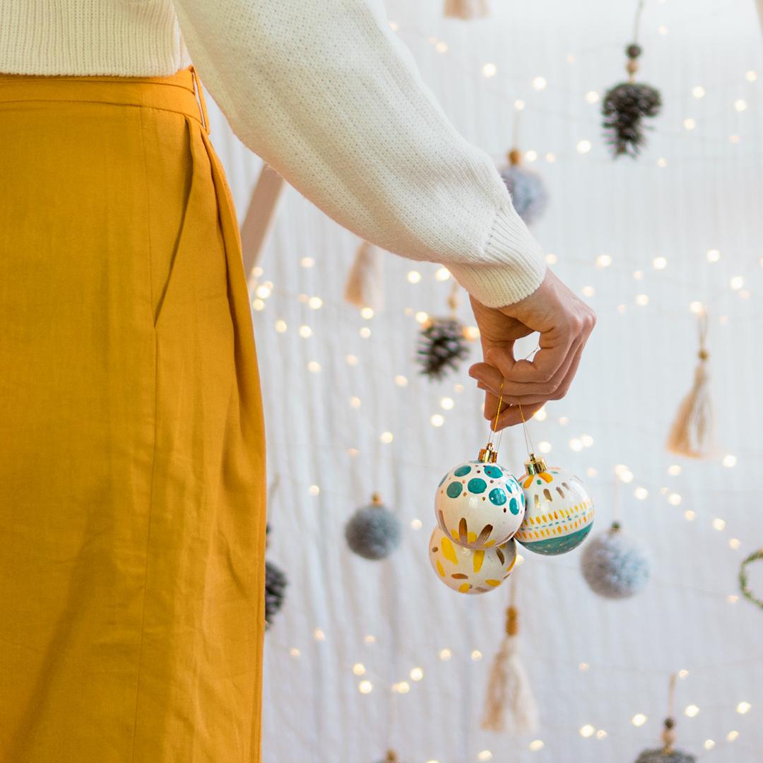 Xmas-DIY: Taller de decoración navideña
