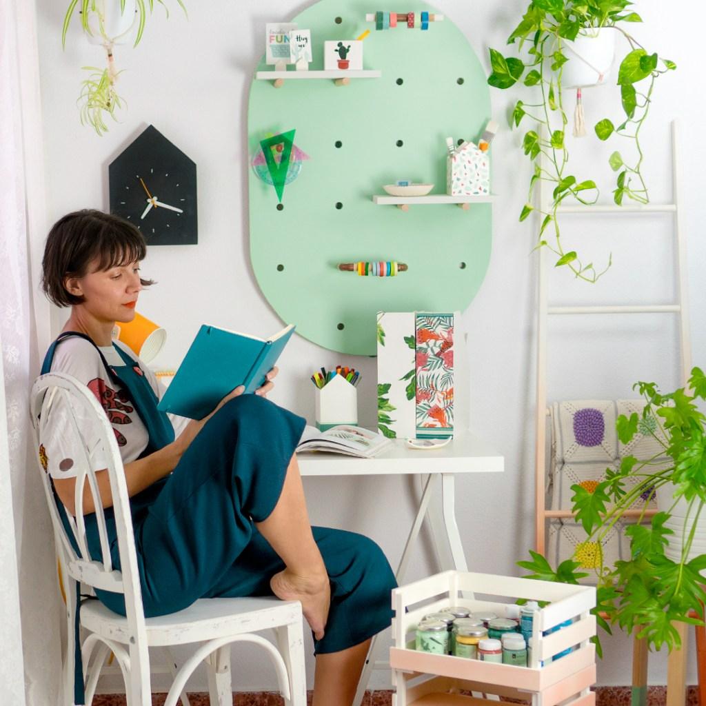 Curso Deco DIY Consigue el espacio soñado, con tus propias manos!